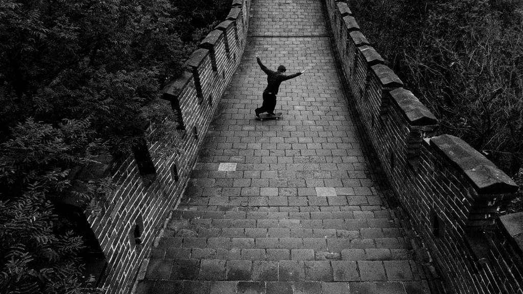 Gallery: Skateboarding in China - primary image