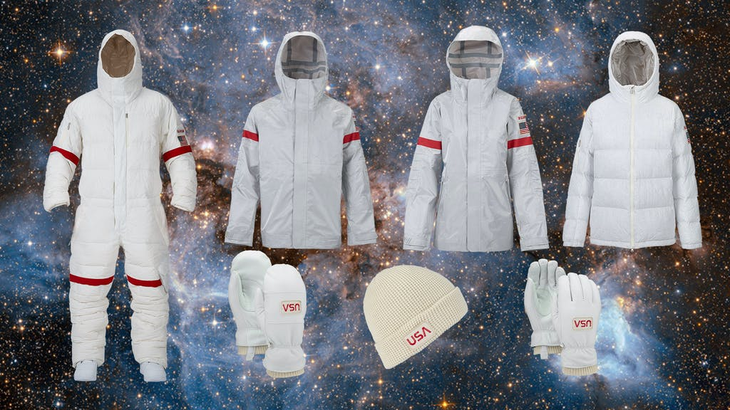 2018 US Olympic Uniforms Revealed - primary image