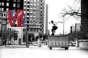 Skateboarding Legalised at LOVE