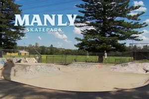 Spot Check: Manly Skatepark