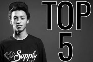 Nyjah Huston: Top 5 Parts