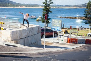 Nathen Zahra: 2 Weeks in Terrigal – Video & Interview
