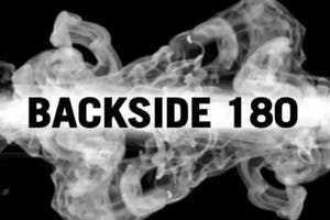 Skateboarding Trick Tip: Backside 180