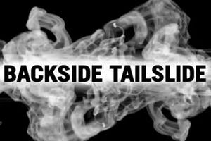 Skateboarding Trick Tip: Backside Tailslide