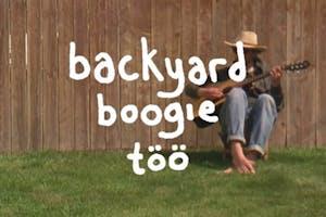 Backyard Boogie Töö