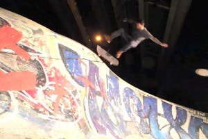 New Bam Margera Footage