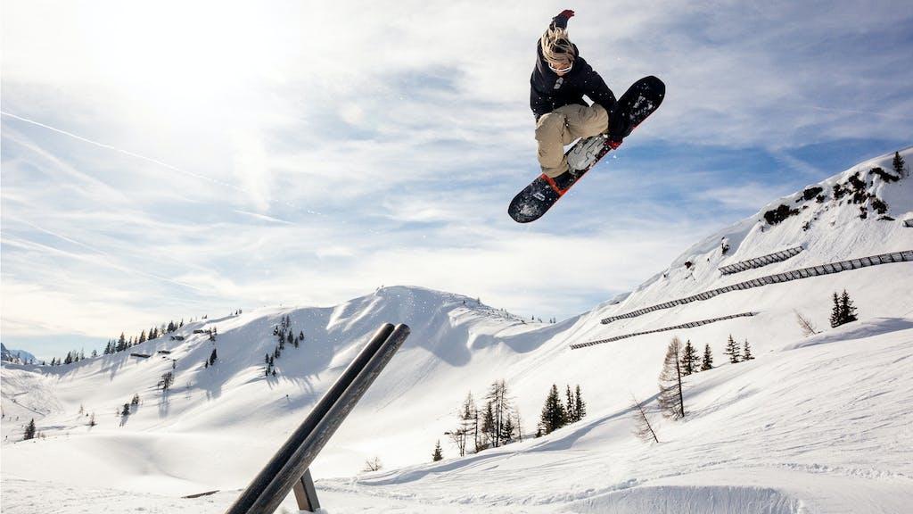 Win a Bataleon snowboard - primary image