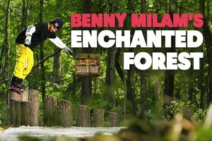 Benny Milam: Enchanted Forest