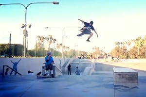 Biggest 360 Flip Ever?
