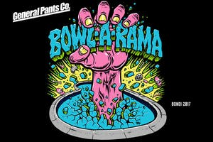 General Pants BOWL-A-RAMA Bondi 2017: Preview