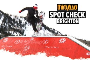 ThirtyTwo Spot Check: Brighton