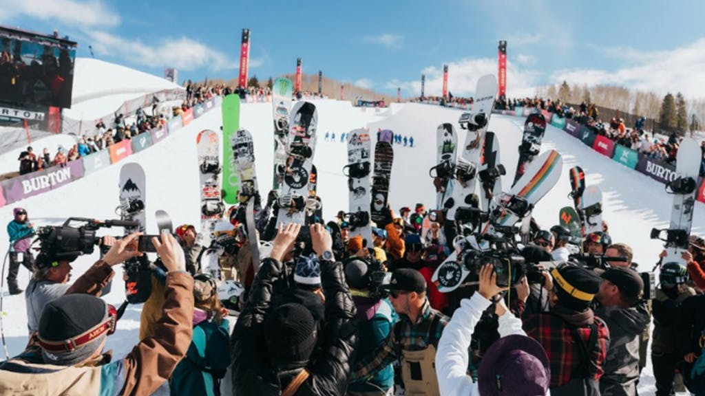 Burton cancels 2021 US Open - primary image