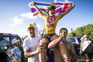 Carissa Moore: 2015 Surfing World Champion