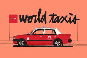 Chocolate World Taxis