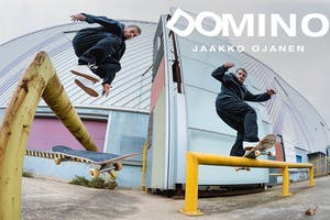 Jaakko Ojanen: Domino