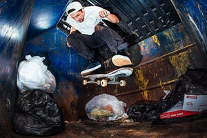 Jordan Sanchez: Dumpster Part