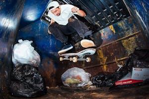 Jordan Sanchez: Dumpster Part