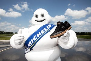 etnies x Michelin