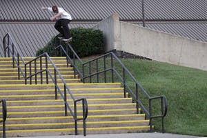Jamie Foy: Rough Cut