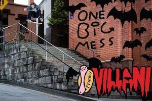 Franky Villani: One Big Mess