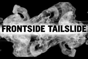 Skateboarding Trick Tip: Frontside Tailslide