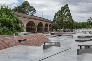 Glebe Skatepark Update