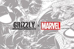 Grizzly x Marvel