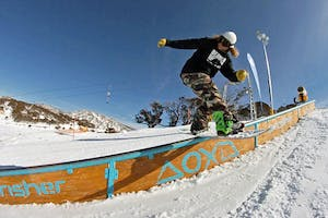 Hold it Down: Perisher