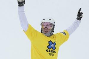 Jarryd Hughes: X Games Gold