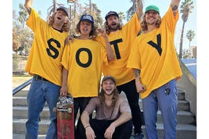 Jamie Foy is SOTY!