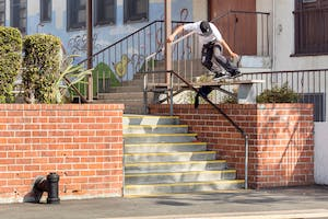 Grizzly x Etnies: Chris Joslin