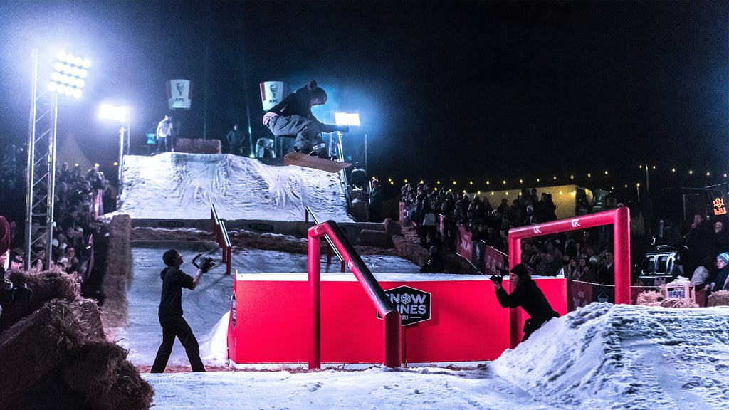Snowtunes KFC Rail Jam 2019 - Photos & Results - primary image