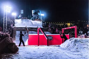Snowtunes KFC Rail Jam 2019 - Photos & Results