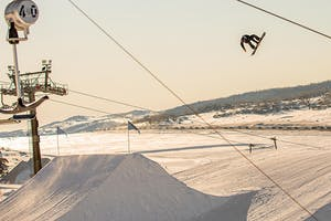 Josh Vagne & Tom Harveyson — Perisher Parks