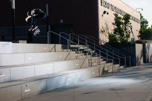 Rough Cut: Chris Joslin