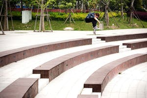 Chris Joslin: 12 Days in China