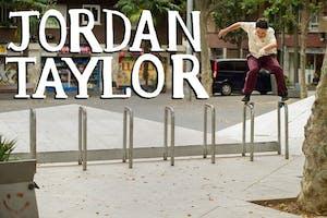Jordan Taylor: Pro Part