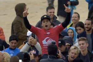 Keanu Asing's Shock Triumph