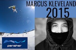 Marcus Kleveland: Perisher 2015