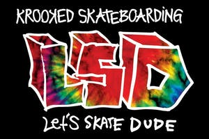 Krooked: Let's Skate Dude