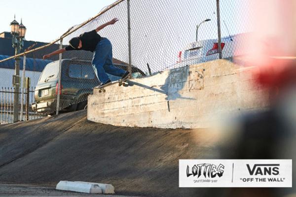 skateboard complet vans