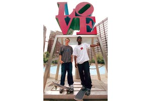 DGK x Blabac '99: Love Park Series with Stevie & Kalis