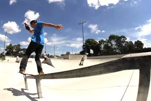 Spot Check: Macquarie Fields Skatepark