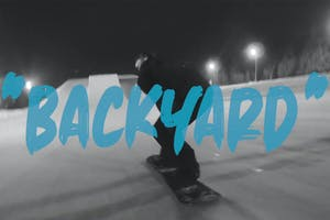 Marcus Kleveland: Backyard