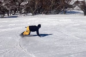 Matty Cox: One Day at Perisher
