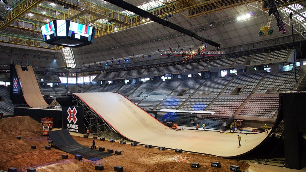 X Games Coming To Sydney - primary image