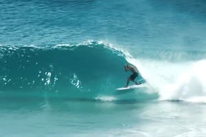 Superbank: 7 Barrels, 1 Wave