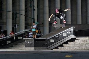 Primitive Skateboarding: Opal