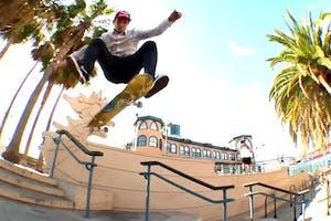 Shane O'Neill: Primitive Skateboarding