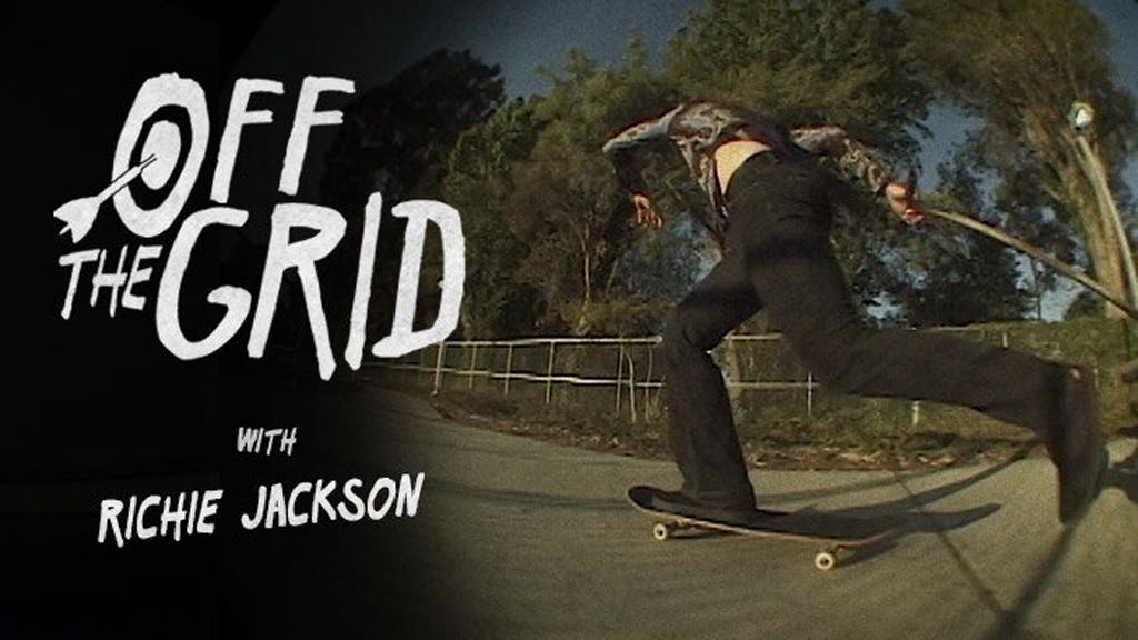Richie Jackson: Off the Grid - primary image
